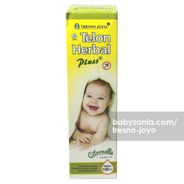 Tresno Joyo Telon Herbal Pluss Citronella - 100ml
