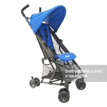 Cocolatte Stroller Kereta Bayi Alvis Lite CL KS 85 ML - Blue Figured