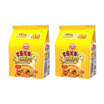 CHEESE RAMYUN (MULTI PACK) x 2 PACK