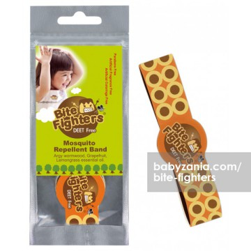 Bite Fighters Mosquito Repellent Band