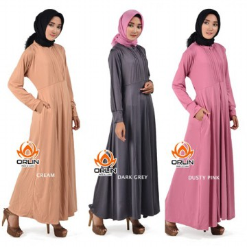 ORLIN GAMIS POLOS JERSEY SIZE XXL (ALL SIZE) CUTTING UMBRELLA BUSUI SUPPORT KODE GL-001(POST. 2)