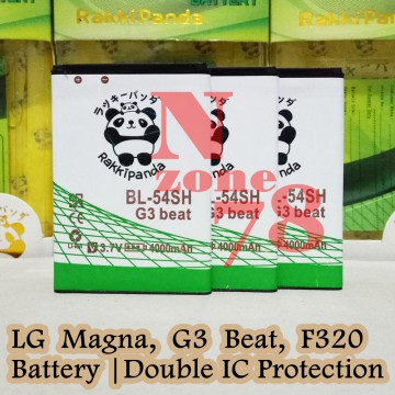 Baterai Lg G3 Beat D724 D335 L80 L90 Bl-54sh Double Ic Protection