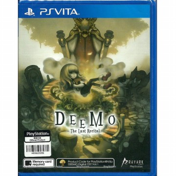 [Sony PS Vita] Deemo: The Last Recital