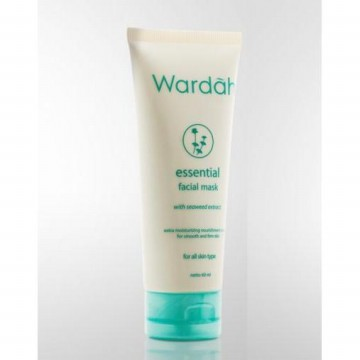 Wardah Essential Facial Mask (60ml)