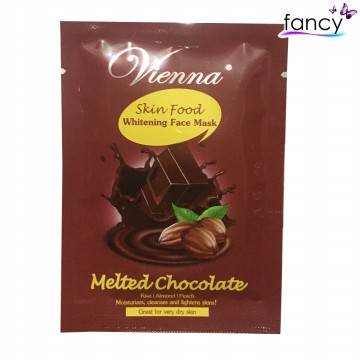 Vienna Face Mask Chocolate Melted 15gr (Masker Wajah)