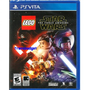 [Sony PS Vita] LEGO Star Wars: The Force Awakens