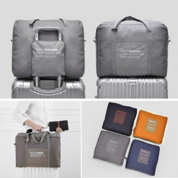 Tas Koper Lipat Luggage New Folding Travel Bag Hand Carry BP 20