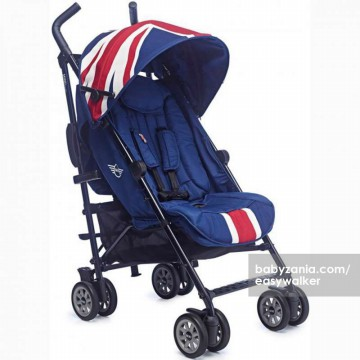 Easywalker Mini Buggy Stroller - Union Jack Classic