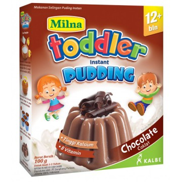 Milna Toddler Instant Pudding Chocolate 12m+