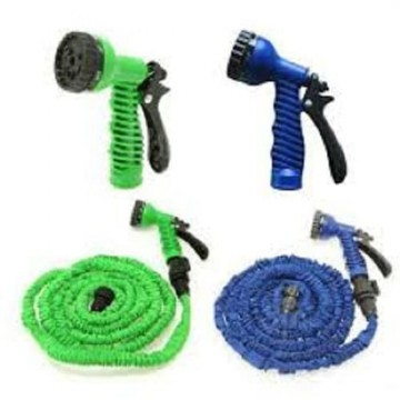 Selang Air Elastis Semprotan Air Magic Hose 15 Meter