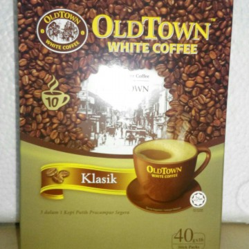 Premium Oldtown White Coffee 3 in 1 Classic