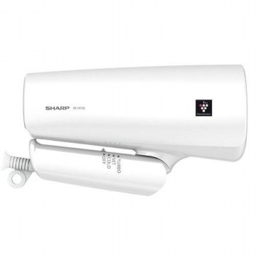 SHARP Hair Dryer with Plasmacluster IB-HD16-W Pengering Rambut Ion