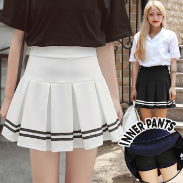 (#888)Blackpink Skirt/Rok Tennis/Rok mini/Rok celan