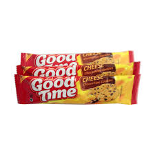 Good Time Cheese Chocochips/ Good Time Keju (12 x 14,5 gram)
