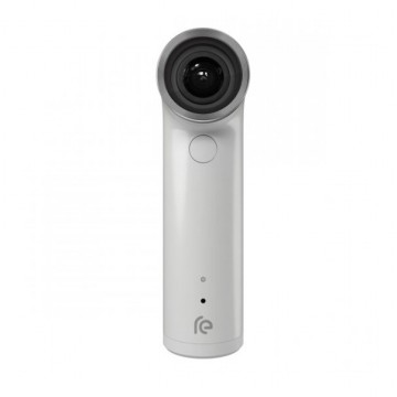 HTC RE Pike Action Camera - White