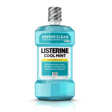 Listerine Mouthwash Antiseptic 250 Ml