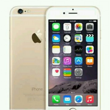 Iphone 6 128GB Second ORI gray silver gold