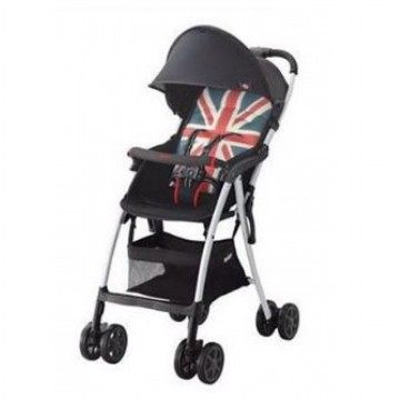 Aprica Stroller Bayi Magical Air Plus - Black