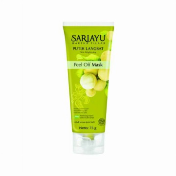 SARIAYU PEEL OFF MASK 75GR