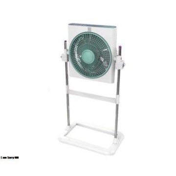 [Maspion] JF-1203 RC Box Fan 12 Inch - Hijau