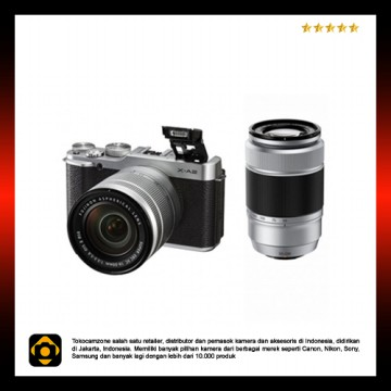 Fujifilm X-A2 Double Kit 16-50mm & 50-230mm OIS II