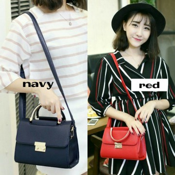 Termurah! TAS KOREA WANITA JIMSHONEY ZOEY BAG IMPORT HANDBAG PESTA
