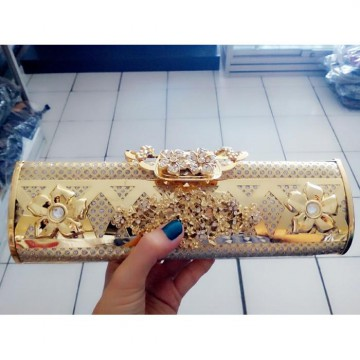Termurah! TAS PESTA IMPORT MURAH CLUTCH PESTA PANJANG 3IN1