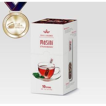 Masini Strawberry STICK Tea Bags