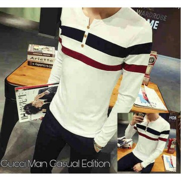 White Man Gucci Casual Edition 4bahan babyterry, high quality fit L MC00113R
