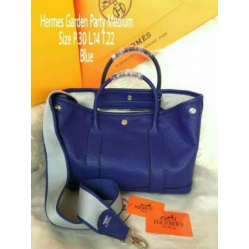 TAS HERMES GARDEN PARTY MEDIUM