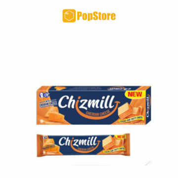 Chizmill White Cheese - 135 gr