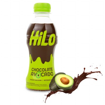 Hilo Chocolate Avocado - Special Price GET 6 BOTTLES Jabodetabek Area Only