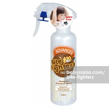 Bite Fighters ADVANCED Mosquito Repellent Spray - 200ml