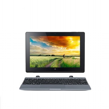 ACER Switch One SW1-011-10C4 Gray (QuadCore X5-Z8350/2GB/32GB+500GB/10.1'/Touch/Win10) Hybrid 2 in 1
