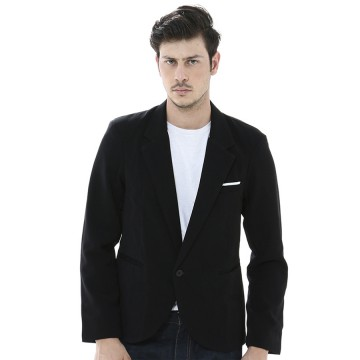 Crows Denim - Blazer Pria Single Buttom BK01