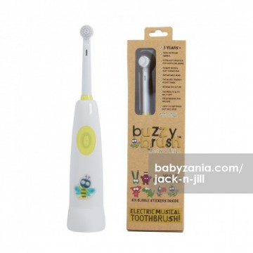 Jack N Jill Buzzy Brush Electric Toothbrush