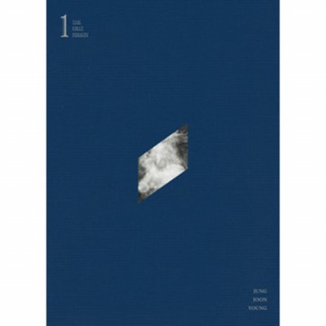 Jung Joon young 1st album first person (with poster)