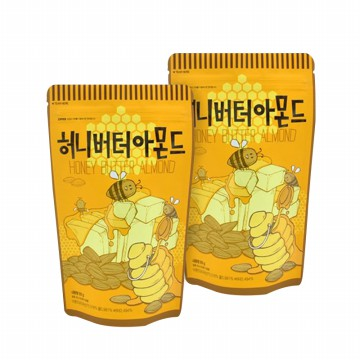 BIG SIZE HONEY BUTTER ALMOND 250g