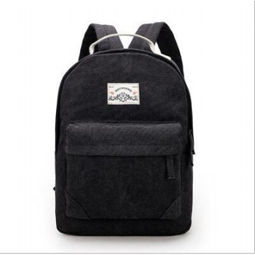 Tas Ransel Backpack Student - Black