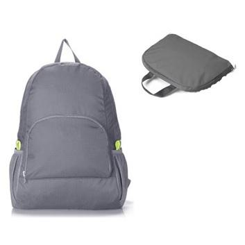 Tas Backpack Lipat Travel Large Capacity - Gray