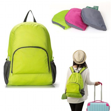 Tas Ransel Lipat Travel Backpack - Green