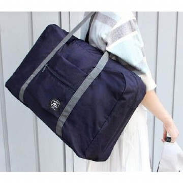 Tas Travel Model Lipat - Dark Blue