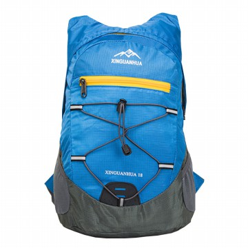 Xinguanhua Tas Gunung Lipat Waterproof 17L - Blue