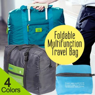 FOLDABLE MULTIFUNTION TRAVEL BAG - LIPAT MULTIFUNGSI