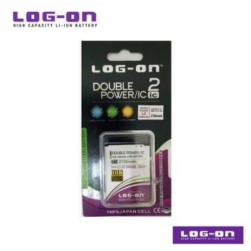 LOG-ON Battery For LG G2 Mini / BL59UH - DoublePower & IC - Garansi 3 Bulan