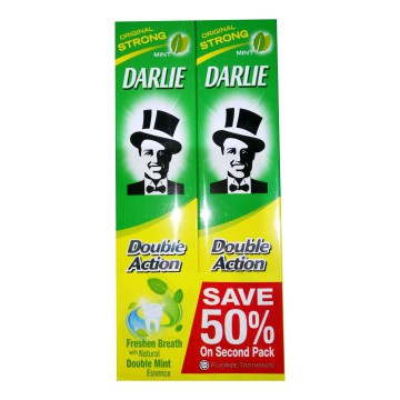 Darlie Double Action 225gr