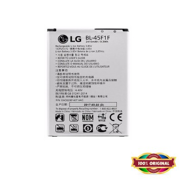 Original Battery for LG K4 2017 / M160 - 2410mAh - Garansi 1 Bulan