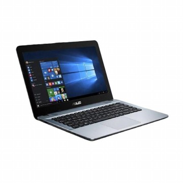 Asus X441NA-BX402T Notebook - Silver [N3350/4 GB/500 GB/14 Inch/Win 10] RESMI