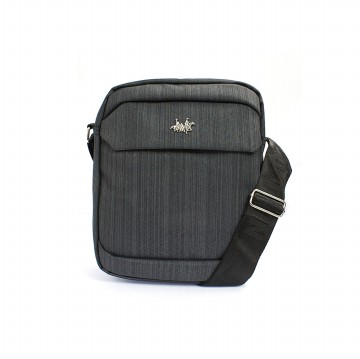 Polo Twin Sling Bag 542-06 Black