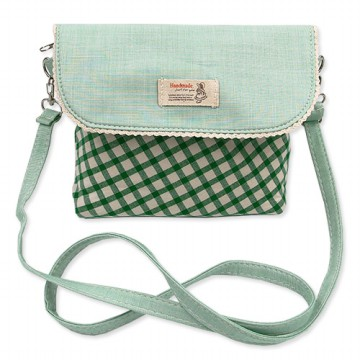 KOREAN STYLE ★ [#1516] Canvas Mini Bag/ Tas kanvas selepang/ Tas Pouch